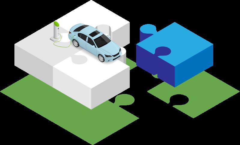 EV Fleet Management icon