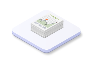 Dynamic Reporting icon