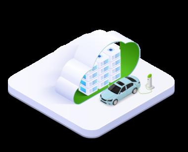 fleet cloud base software icon